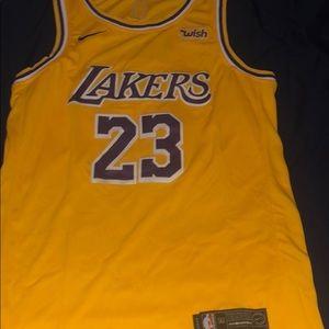 Anthony Davis LA Lakers Jersey #23 . Brand New